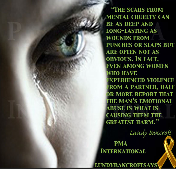 Abuse: Protective Mothers' Alliance International