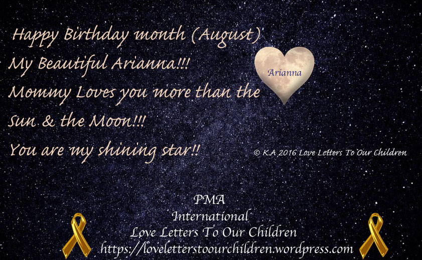 Love Letters to Our Children | Protective Mothers' Alliance
